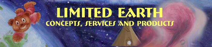 Limited Earth Banner